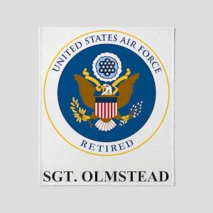 Special-Order-Olmstead Throw Blanket