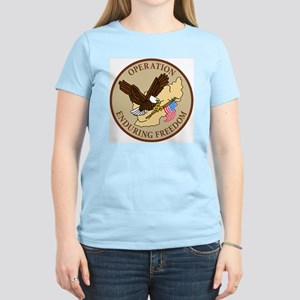 Operation-Enduring-Freedom-K Women's Light T-Shirt