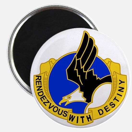Army-101st-Airborne-Div-DUI-Bonnie Magnet