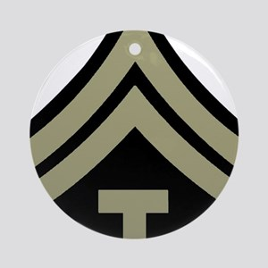 Army-WWII-T5-Four-Inches Round Ornament
