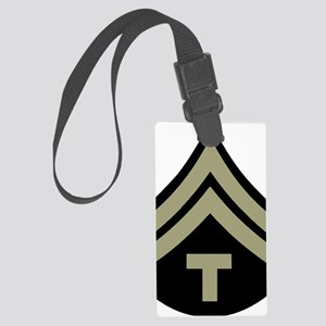 Army-WWII-T5-Four-Inches Large Luggage Tag