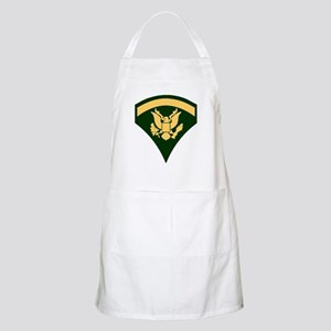 Army-SP5-Green-Four-Inches Apron