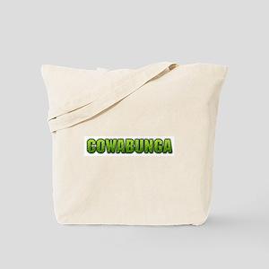 """""""Cowabunga"""" Tote Bag"""
