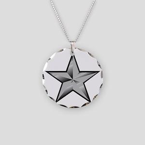 BG-Bonnie Necklace Circle Charm