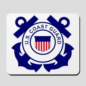 USCG-Logo-Without-Date Mousepad