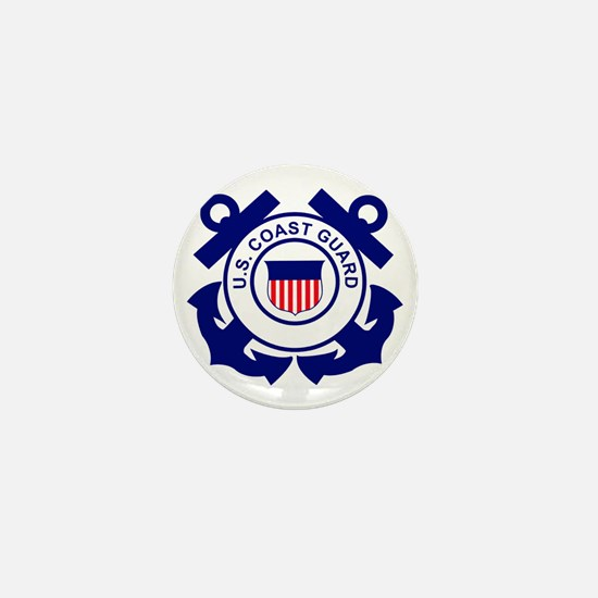 USCG-Logo-Without-Date Mini Button