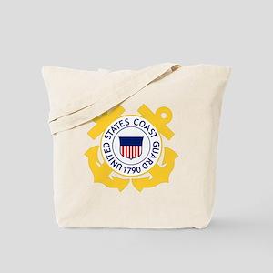 USCG-Emblem Tote Bag