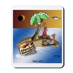 Eclipse Cartoon 9523 Mousepad