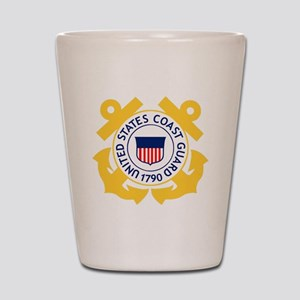 USCG-Emblem Shot Glass