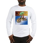 Eclipse Cartoon 9523 Long Sleeve T-Shirt