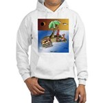 Eclipse Cartoon 9523 Hooded Sweatshirt