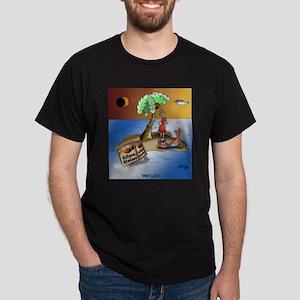 Eclipse Cartoon 9523 Dark T-Shirt