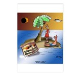 Eclipse Cartoon 9523 Postcards (Package of 8)