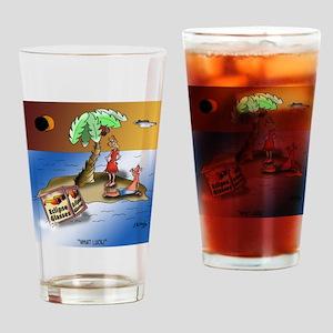 Eclipse Cartoon 9523 Drinking Glass