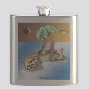Eclipse Cartoon 9523 Flask