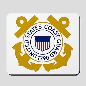 USCG-Emblem Mousepad