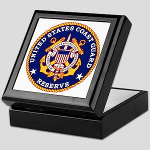 USCGR-Logo Keepsake Box