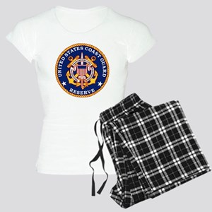 USCGR-Logo Women's Light Pajamas