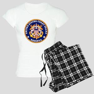 USCGR-Logo Women's Light Pajamas