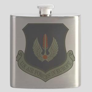 2-USAF-USAFE-Shield-Subdued Flask