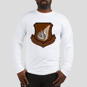 USAF-PAF-Shield-Desert-X Long Sleeve T-Shirt