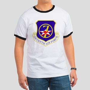 USAF-7th-AF-Shield Ringer T