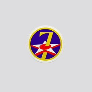 USAF-7th-AF-Patch Mini Button
