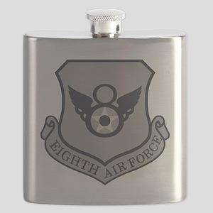 USAF-8th-AF-Shield-ABU Flask