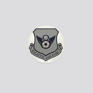 USAF-8th-AF-Shield-ABU Mini Button
