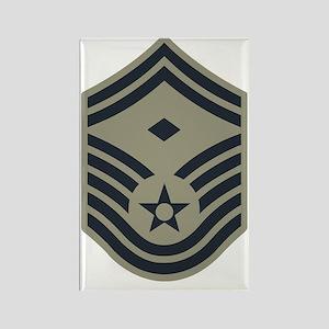 USAF-First-SMSgt-ABU Rectangle Magnet