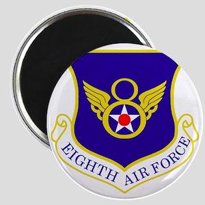 USAF-8th-AF-Shield-Bonnie Magnet