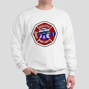2-Duluth-Fire-Dept Sweatshirt