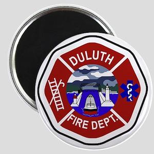 2-Duluth-Fire-Dept Magnet