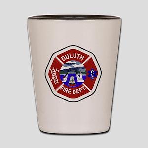 2-Duluth-Fire-Dept Shot Glass