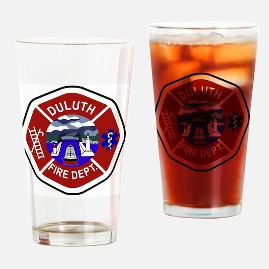 2-Duluth-Fire-Dept Drinking Glass
