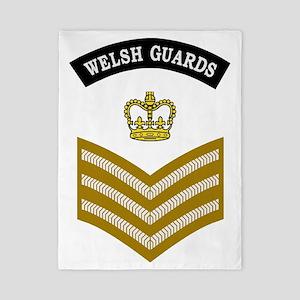 British-Army-Welsh-Guards-CSgt-Khaki Twin Duvet