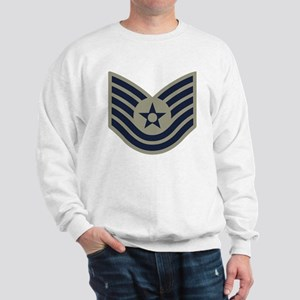 USAF-TSgt-ABU-Four-Inches Sweatshirt
