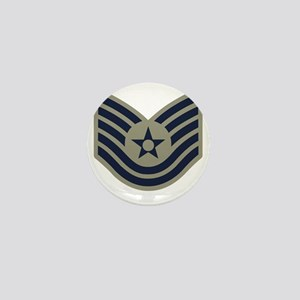 USAF-TSgt-ABU-Four-Inches Mini Button