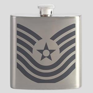 USAF-MSgt-Old-Inverse Flask