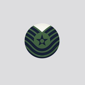 USAF-MSgt-Old-Green Mini Button