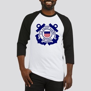 USCG-Retired-Bonnie Baseball Jersey