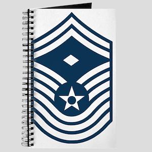 USAF-First-CMSgt-Old-Blue- Journal