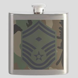 USAF-First-SMSgt-Mousepad-Woodland Flask