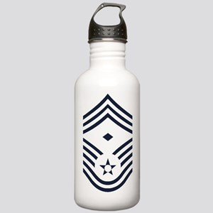 USAF-First-CMSgt-Inver Stainless Water Bottle 1.0L