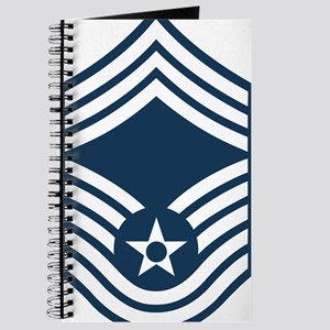 USAF-CMSgt-Blue Journal