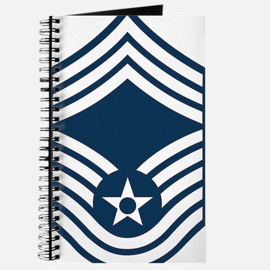 USAF-CMSgt-Blue Journal
