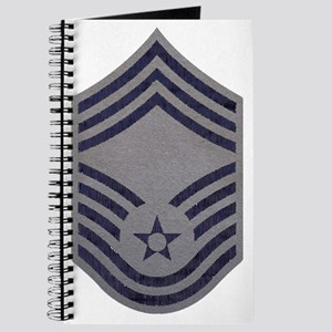 USAF-CMSgt-ABU-Fabric- Journal