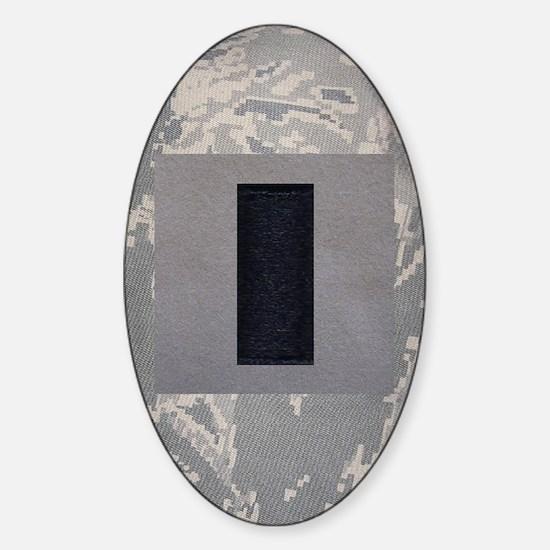 USAF-1Lt-Journal-ABU Sticker (Oval)