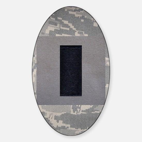 USAF-1Lt-Magnet-ABU Sticker (Oval)