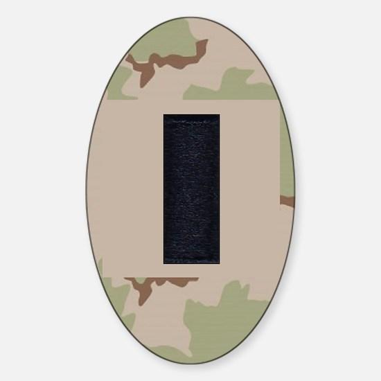 USAF-1Lt-Magnet-DCU Sticker (Oval)